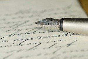 Handgeschrieben