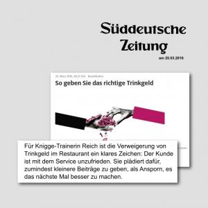 Süddeutsche Zeitung – 20.03.2016